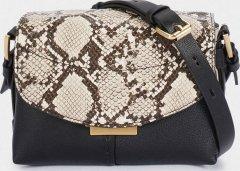 Женская сумка Parfois 183046-BK Черная (5606428923904)