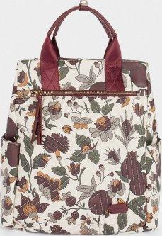 Женская сумка-рюкзак Parfois 183389-EC Молочная (5606428920316)