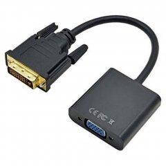 Конвертор-перехідник з DVI-D (24+1) на VGA