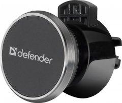 Автодержатель для телефона/планшета/навигатора Defender CH-128 Черный (29128)