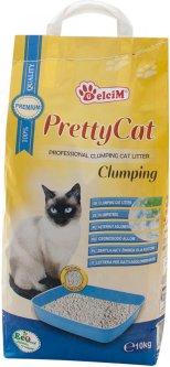 Наполнитель для кошачьего туалета Pretty Cat Classic без аромата Бентонитовый комкующий 10 кг (5948311200847)