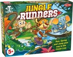 Настольная игра Tactic Гонки по джунглям (55397) (6416739553979)