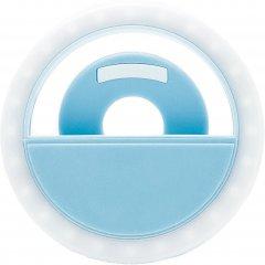 Селфи-кольцо XoKo BS-005U Blue LED 8,5 см (XOKO BS-005U-BL)