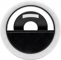 Селфи-кольцо XoKo BS-005U Black LED 8,5 см (XOKO BS-005U-BK)