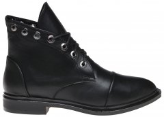 Ботинки Franzini Sc450 37 23.5 см Черные (H2000029447334)