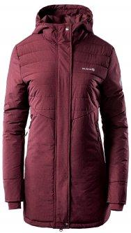 Куртка Iguana Telma W-Burgundy Melange S Бордовая (5902786137893)