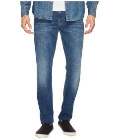 Джинси Hudson Jeans Byron Straight in Zip Tracker Blue, 31W R (10324559)