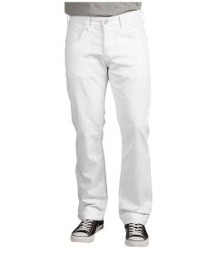 Джинси Hudson Jeans Byron 5-Pocket Straight Leg in White White, 29W R (10353298)