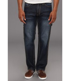 Джинси U. S. POLO ASSN. Slim Straight Carpenter Jean Blue, 34W R (10356014)