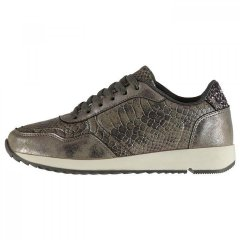 Кеди Lee Cooper Snakeskin Grey, 36 (10391777)
