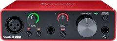 Аудиоинтерфейс Focusrite Scarlett Solo 3rd Gen (228802)