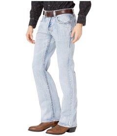 Джинси Rock and Roll Cowboy Reflex Pistol Jeans in Light Wash M1P8668 Light Wash, 42W R (10370100)