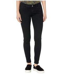 Джинси Bebe Sam Heartbreaker Ankle Jeans in Jet Black Black, 4XL (US 26) (10319692)
