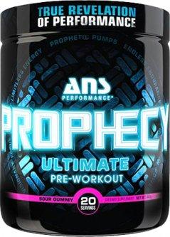 Предтренировочный комплекс ANS Performance Prophecy Кислая жвачка 440 г (672941)