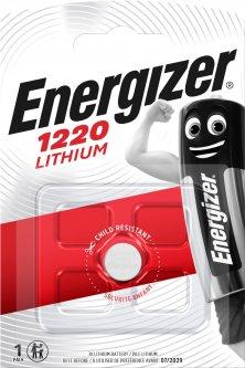 Батарейка Energizer CR1220 Lithium 1 шт (E300163600)