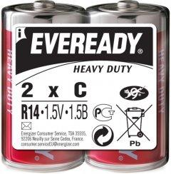 Батарейки Energizer Eveready C Heavy Duty 2 шт (638772)