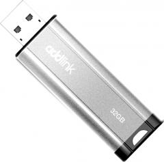 AddLink U25 32GB USB 2.0 Silver (ad32GBU25S2)