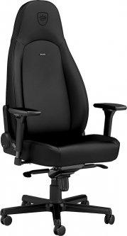 Кресло для геймеров NOBLECHAIRS ICON Gaming Black Edition (NBL-ICN-PU-BED)
