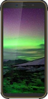 Мобильный телефон Blackview BV5500 Pro 3/16GB Black-Yellow (Украинская версия)