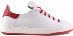 Кеды My Kos 231-2146-50 37 Бело-красные