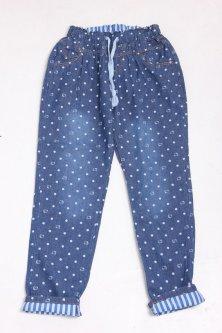 Штани SimpleFashionEllegance 6258 джинс (Синій L/XL)