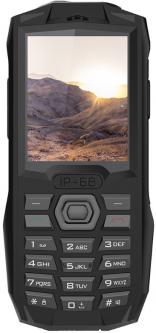 Мобильный телефон Blackview BV 1000 Black (Украинская версия)