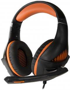 Наушники Crown Gaming Headset CMGH-2003 Orange