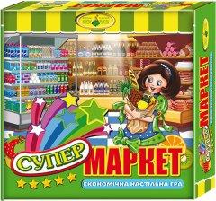 Настольная игра Київська Фабрика іграшок Супермаркет (4820121182289)