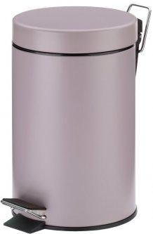 Ведро для мусора KELA Monaco 3 л (24293) сиреневый металлик