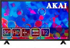 Телевизор Akai UA32DM2500T2 + Кредит на 10мес!