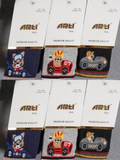 Колготки Arti 300029 93-105 см 6 шт Асорті (8680652401152)