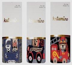 Колготки Katamino K30115 92-104 см 6 шт. Асорті (8680652374531)