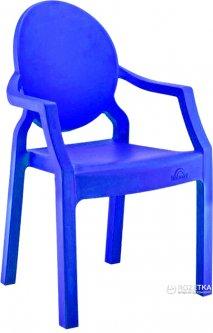 Кресло детское Irak Plastik Afacan Синее (4588kmd)