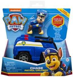 Спасательный автомобиль Spin Master Paw Patrol Щенячий патруль с водителем Гонщик (SM16775/9900)