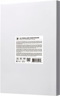Пленка для ламинации 2E A4 216 х 303 мм 80 мкм Глянцевая (2E-FILM-A4-080G)