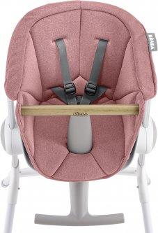 Сиденье для стульчика для кормления Beaba Up & Down Розовый (912588)