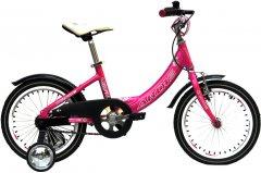 """Детский велосипед Ardis Alice 16"""" 9"""" 2021 Розовый (0440)"""