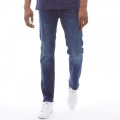 Джинси LUKE 1977 Freddie Fast Fit Blue Over Blue Dark Blue, 36 (10402366)