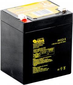 Аккумуляторная батарея Altek AV12-5 AGM 12V 5Ah (2111999)