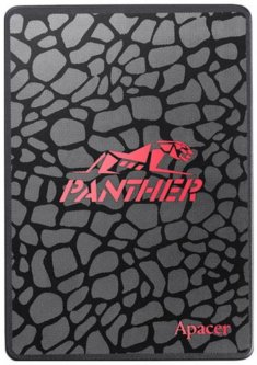 "Apacer AS350 Panther 512GB 2.5"" SATAIII 3D TLC (95.DB2E0.P100C/AP512GAS350-1)"