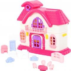 Кукольный домик Polesie (Полесье) Сказка с набором мебели (4810344078261)