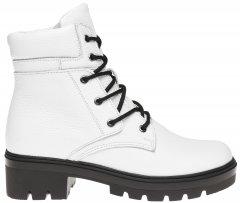 Ботинки Maurizi 503-2-22 37 23.5 см Белые (H2400000175223)