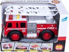 Игрушка Big Motors Машина пожарная с лестницей (4812501164367-1)