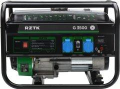Генератор бензиновый RZTK G 3500