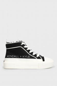 Жіночі чорні кеди TENS Kendall + Kylie 36 KKF20009