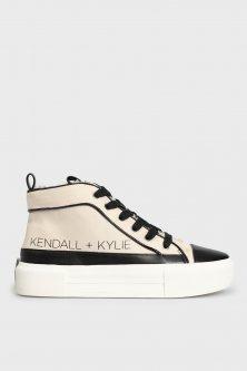 Жіночі бежеві кеди TENS Kendall + Kylie 39 KKF20009