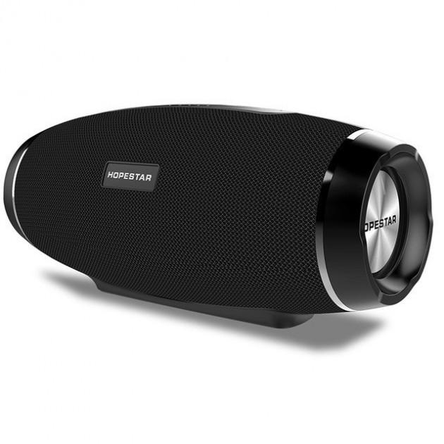 Портативна Bluetooth колонка Hopestar H20 Чорний (BKH20) - зображення 1