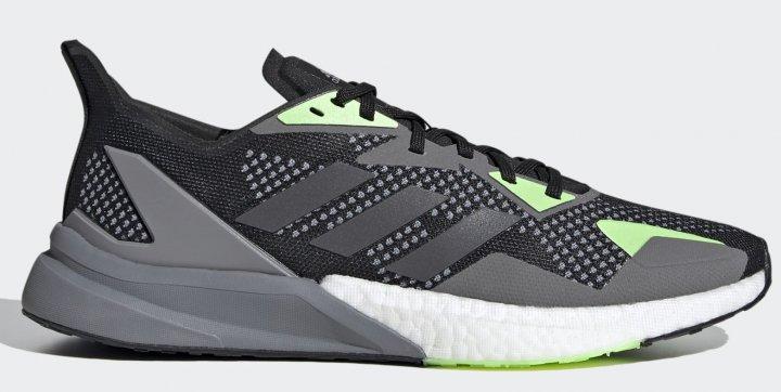 Кроссовки Adidas X9000L3 M EH0059 40.5 (8UK) 26.5 см Cblack/Ngtmet/Grethr (4062059349222) - изображение 1