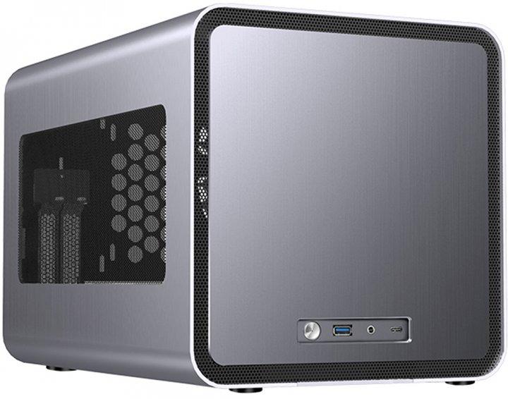 Корпус QUBE V8 Black (QBV8D_FBNU3) - изображение 1