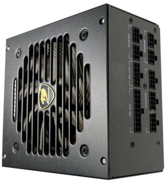 Блок питания Cougar GEX 750, 80 Plus Gold, 750W - изображение 1